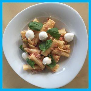 Italiaanse Pastasalade uit Napels