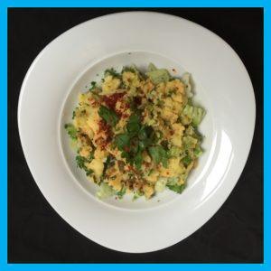 Turkse aardappelsalade – Patates Salatasi
