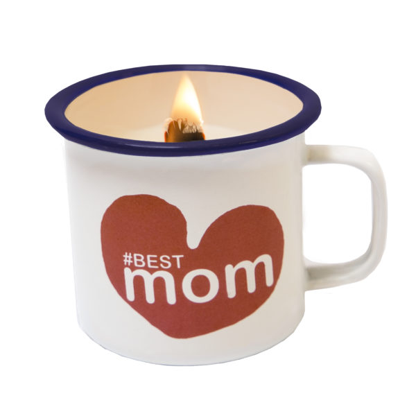 BEST MOM CANDLE IN A CUP
